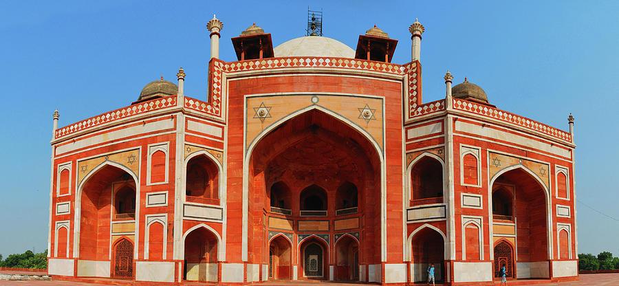 Humayuns Tomb, New Delhi Photograph by Mukul Banerjee Photography