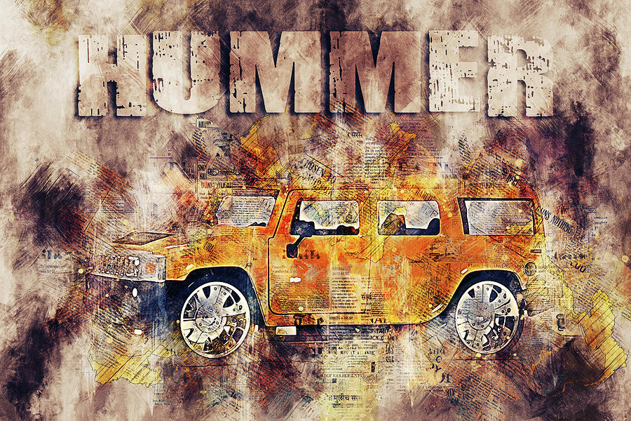 Hummer by Keith Hawley