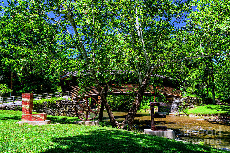 Humpback Bridge Love by Thomas R Fletcher
