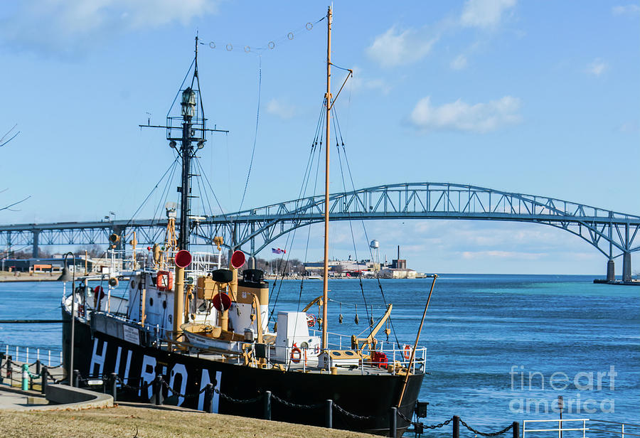 Huron Lightship Museum by Randy J Heath