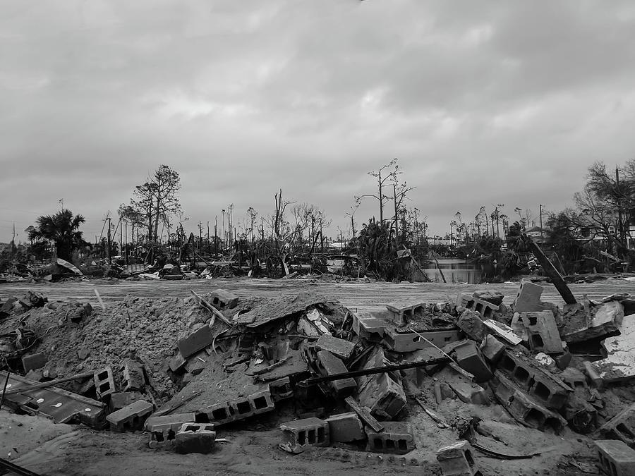 Hurricane Michael 10 by Debra Forand