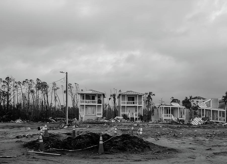 Hurricane Michael 11  by Debra Forand