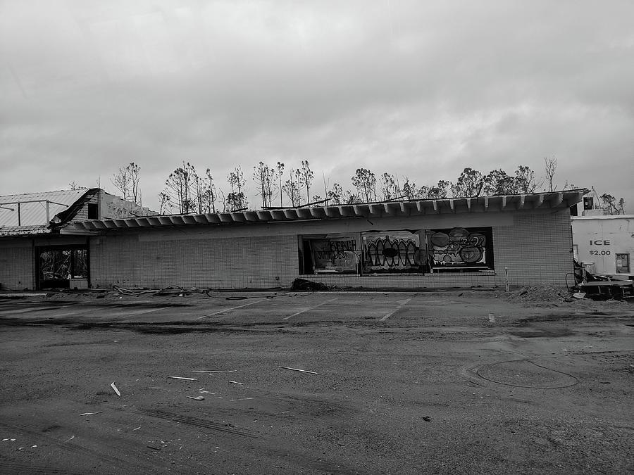 Hurricane Michael 12 by Debra Forand