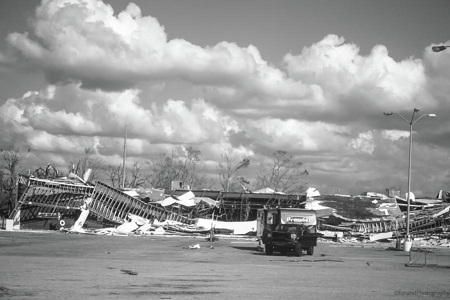 Hurricane Michael 13 by Debra Forand