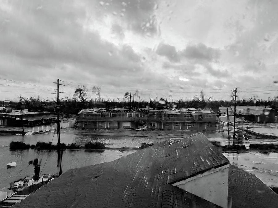 Hurricane Michael 2 by Debra Forand