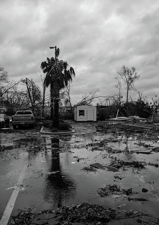 Hurricane Michael 4 by Debra Forand