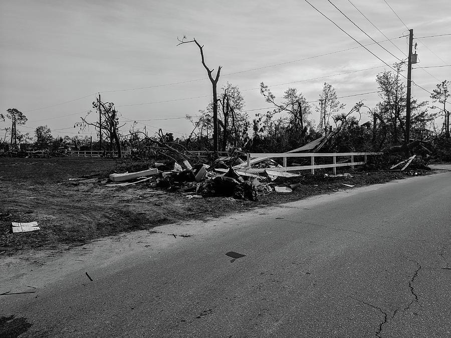 Hurricane Michael 7 by Debra Forand