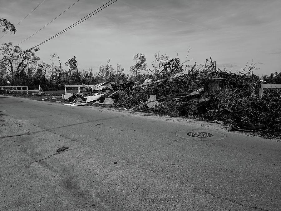 Hurricane Michael 8 by Debra Forand