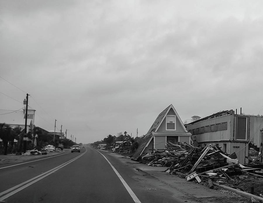 Hurricane Michael 9 by Debra Forand