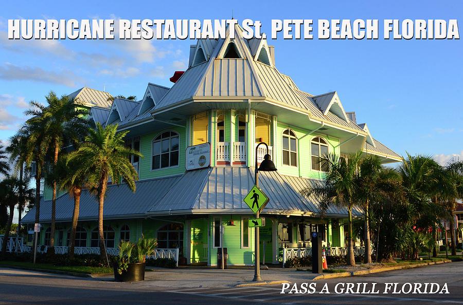 Hurricane Restaurant St Pete Beach