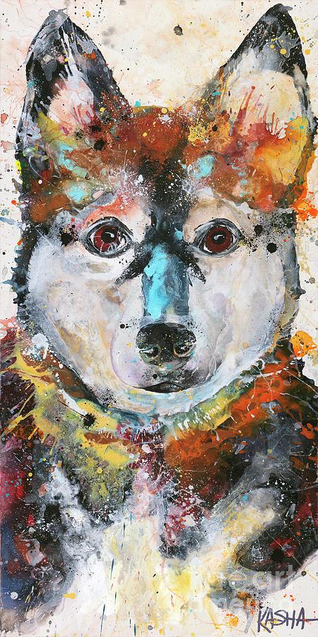 Husky Love  by Kasha Ritter
