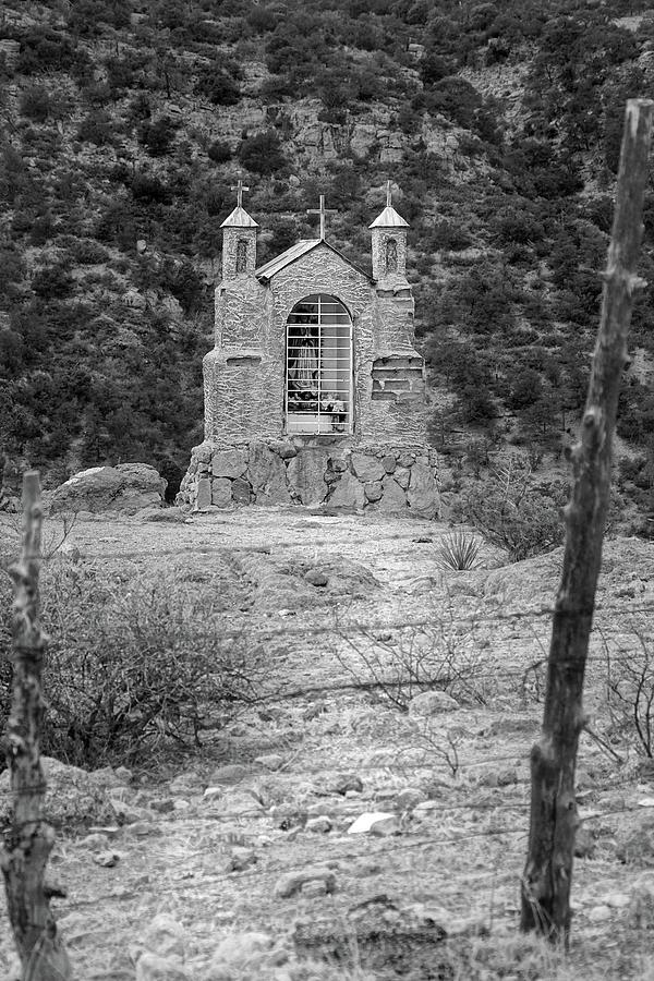 Hwy 5 Shrine by Jeff Brunton
