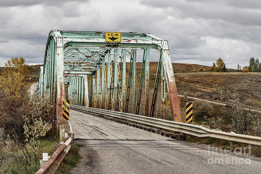 Brad Allen Photograph - Hwy 552 Bridge by Brad Allen Fine Art