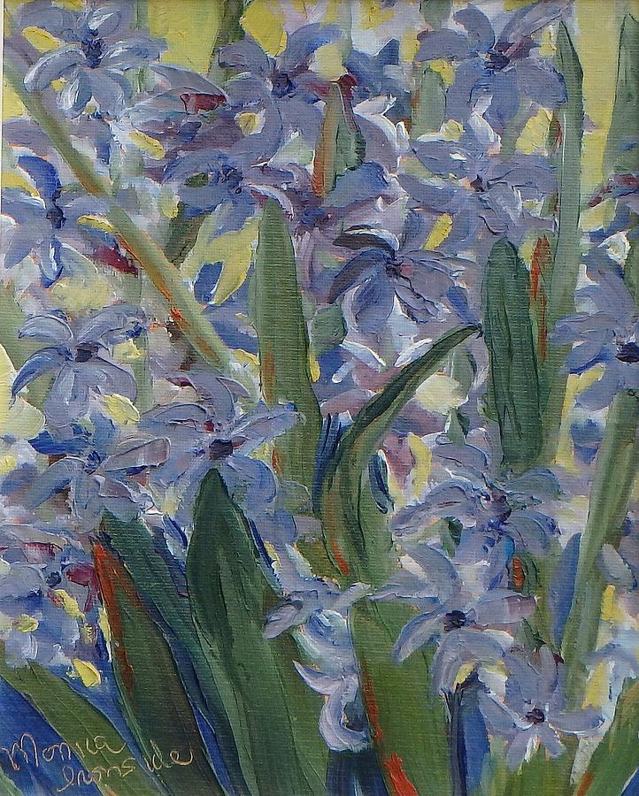 Hyacinth by Monica Ironside