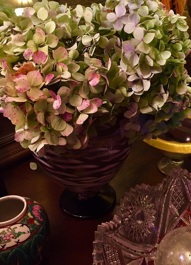 Hydrangeas for the House by Lehua Pekelo-Stearns