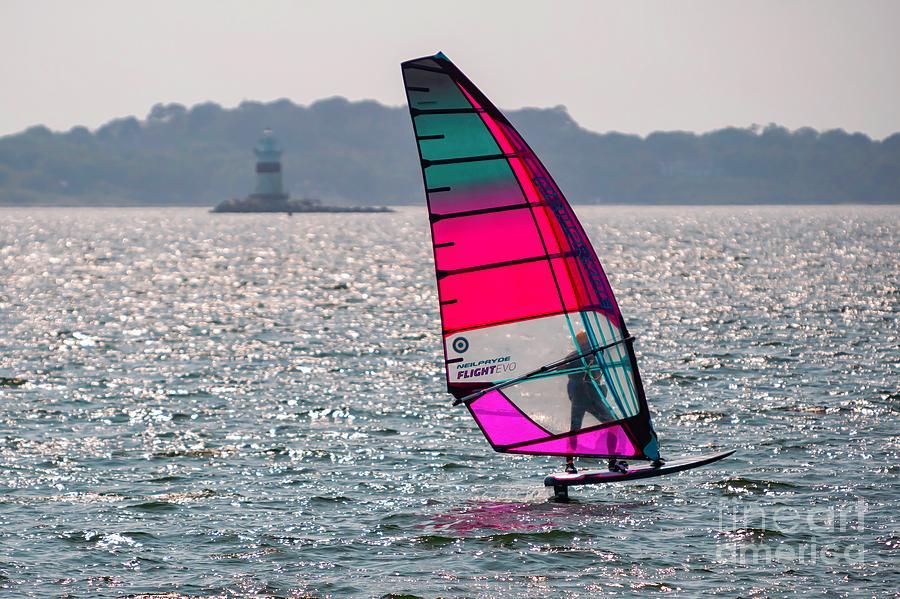 Hydrofoiled by Joe Geraci