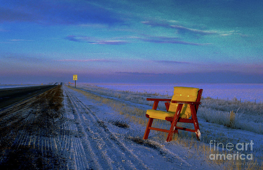 I-70 Chair by James Harper