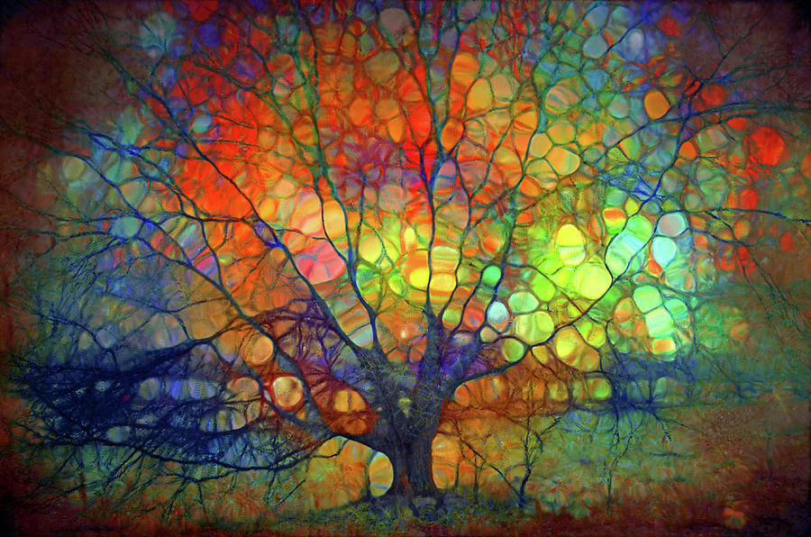 Tree Digital Art - I Am So Much More Than These Bare Branches by Tara Turner