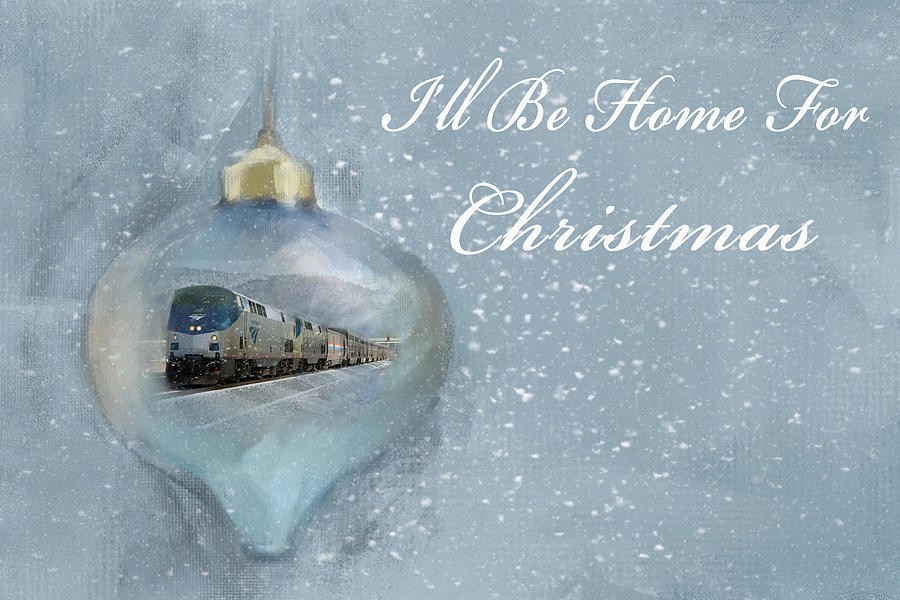 Ill Be Home For Christmas.I L L Be Home For Christmas