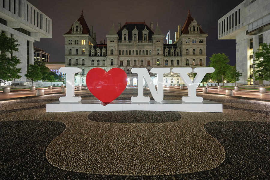 I Love NY by Brad Wenskoski