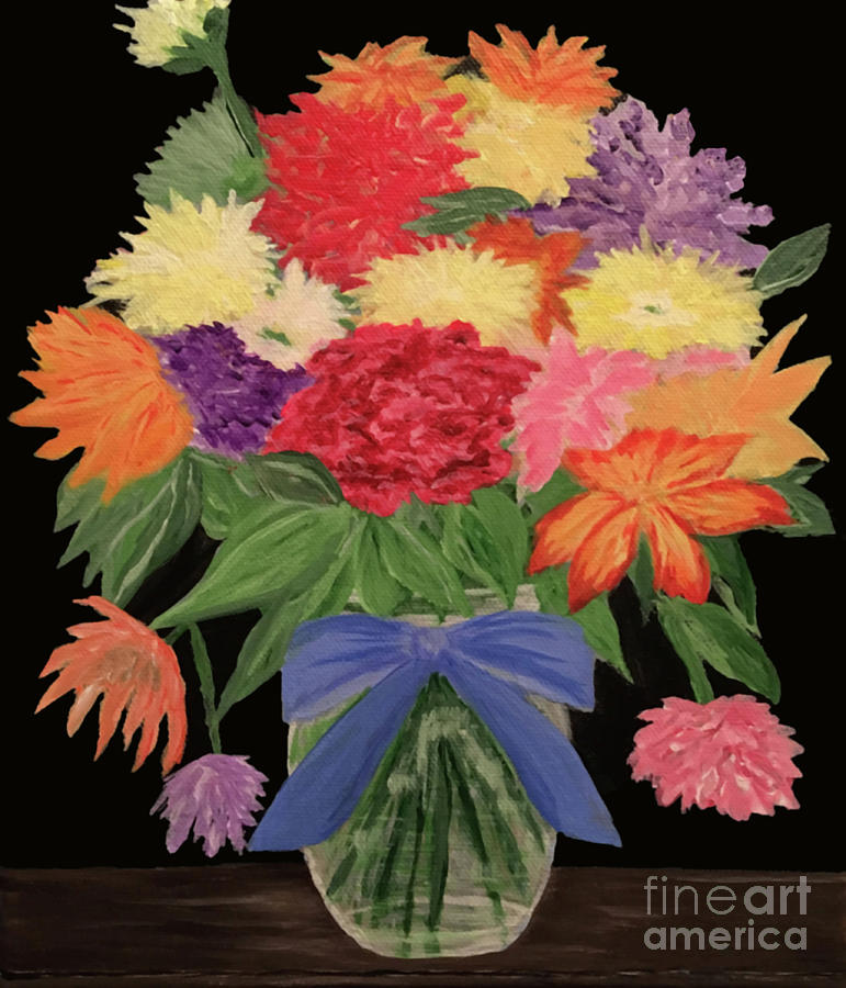 I Love You So Much Bouquet by Connie Spencer