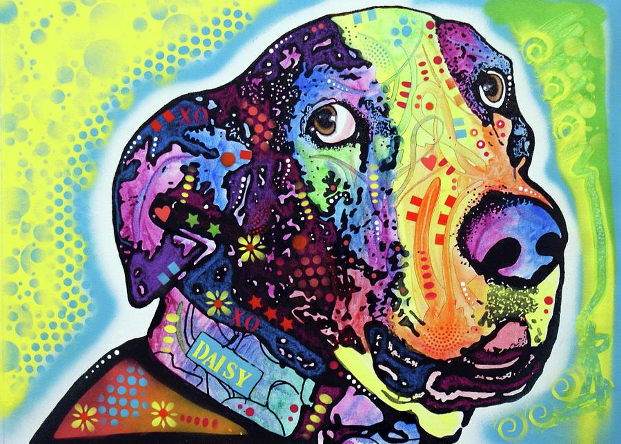 Daisy by Dean Russo Art