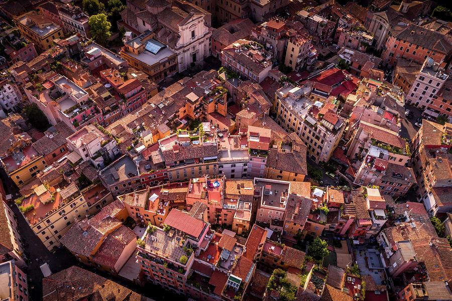 I tetti di Roma by John Lattanzio