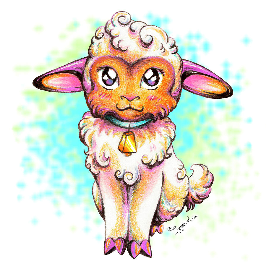 I Want My Shepherd by Sipporah Art and Illustration
