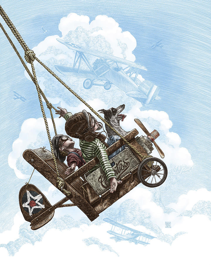 I Want to Fly by Clint Hansen
