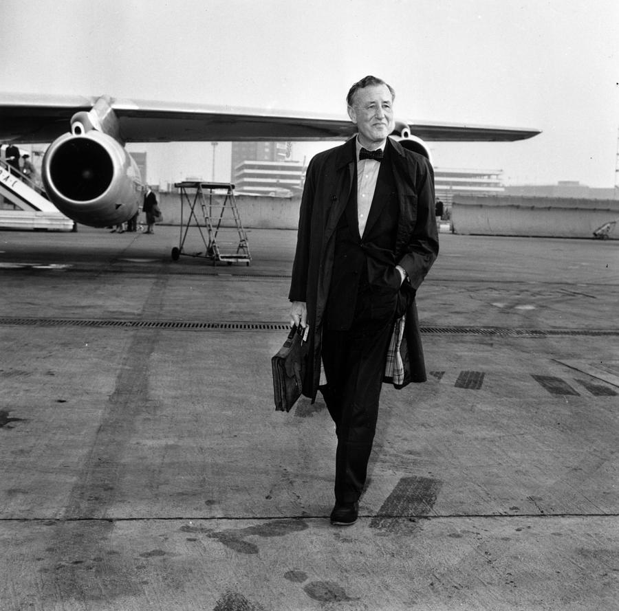 Ian Fleming Photograph by Express