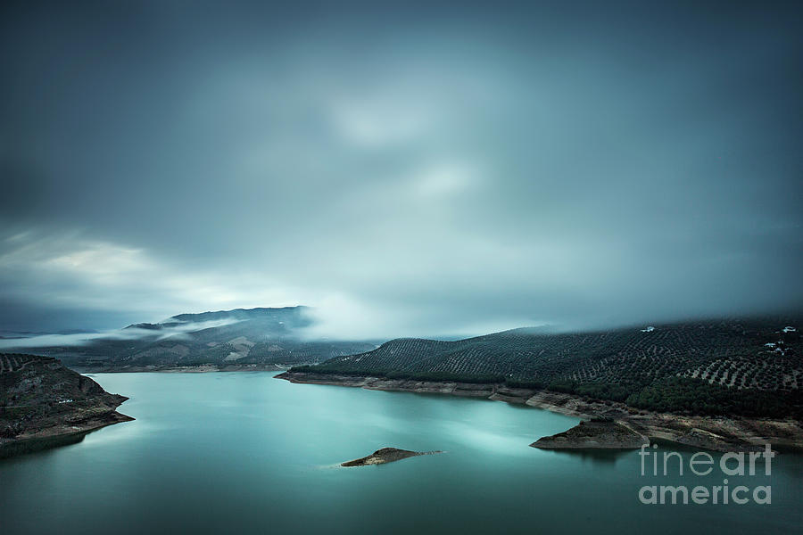 Iberian Blues Photograph