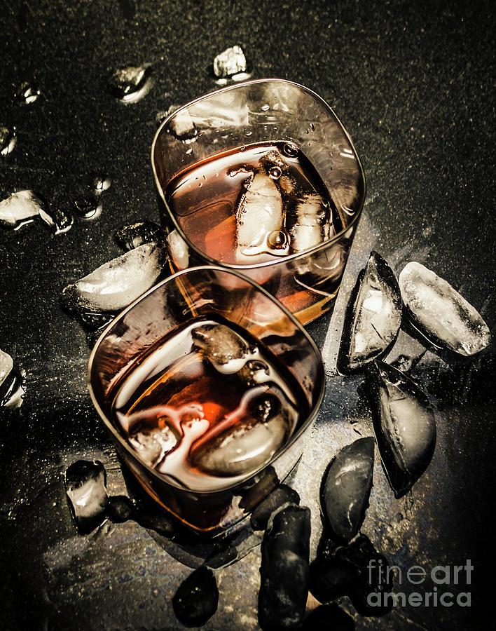 Drinks Photograph - Ice Breaker by Jorgo Photography - Wall Art Gallery