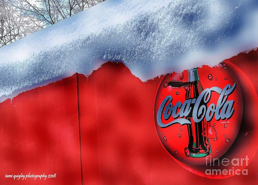 Ice Cold Coca-Cola by Tami Quigley