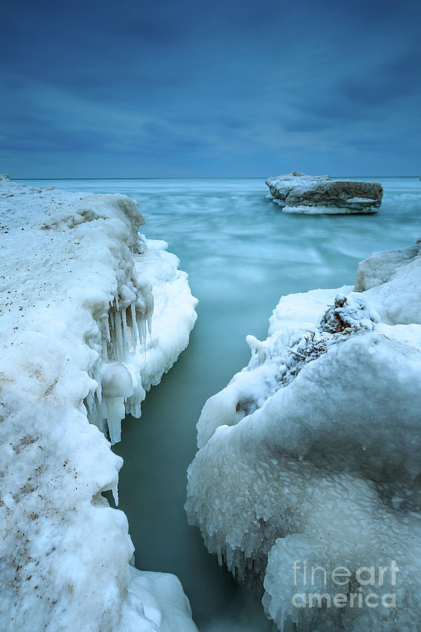 Ice Currents by Andrew Slater