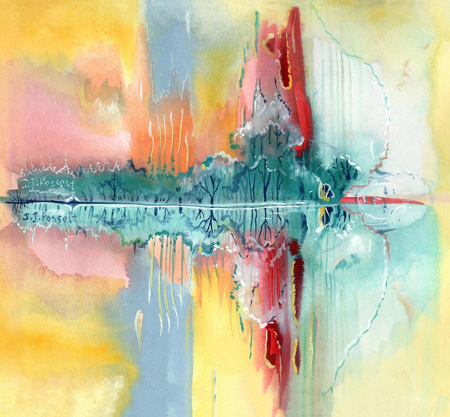 Ice Forest Angel by Sheri Jo Posselt