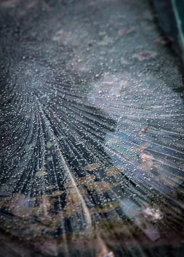 Ice Lines by Mark Salamon