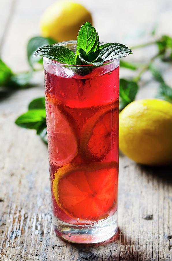 Ice Tea by Jelena Jovanovic