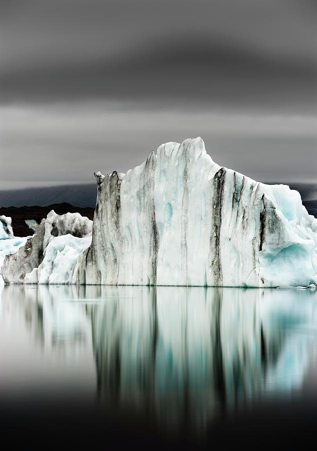 Iceberg Photograph by Subtik