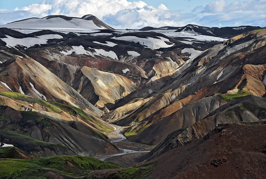 Iceland Colors Photograph by Gettyimages