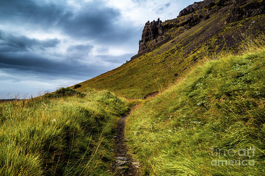 Iceland Trail by Miles Whittingham