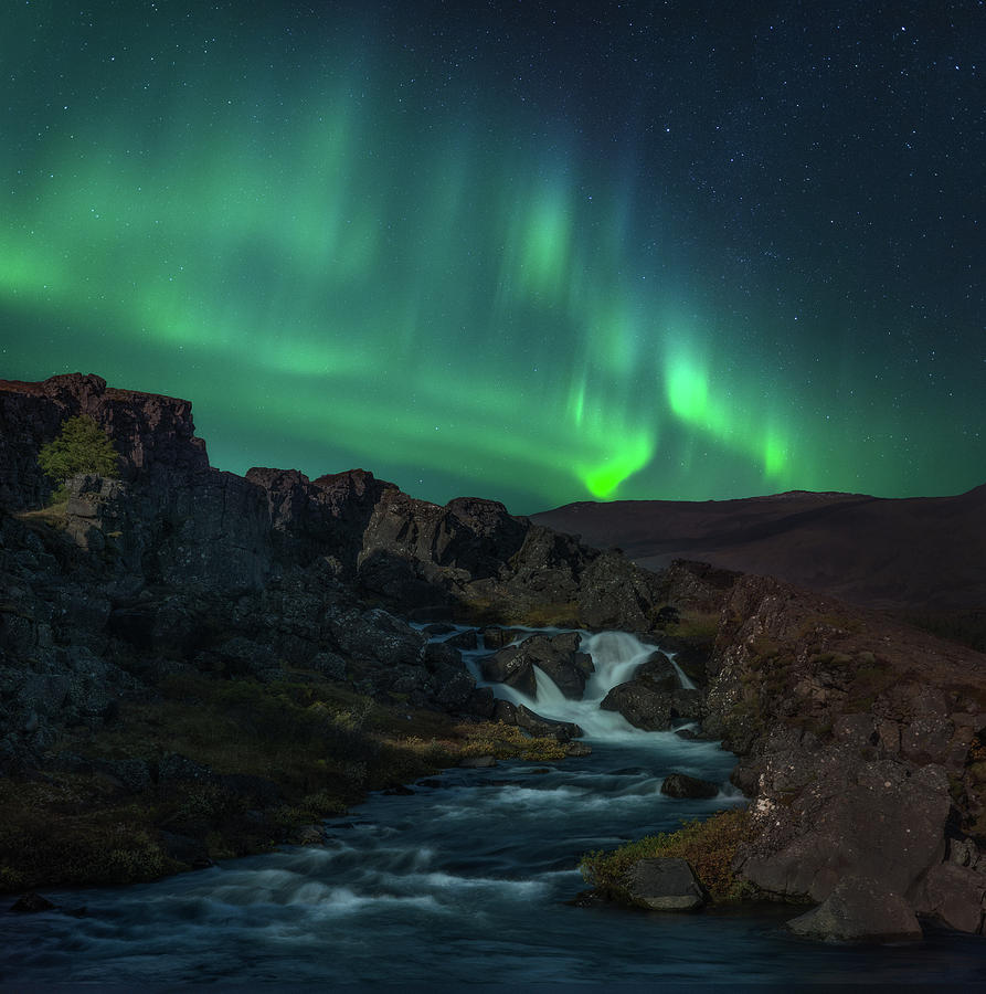 Icelandic Flows by Darren White