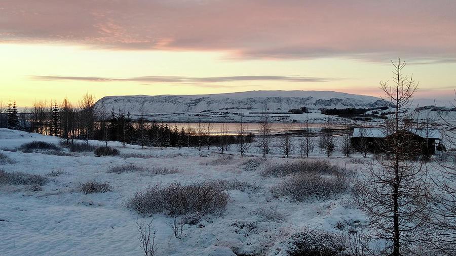 Icelandic Landscape by Kevin Banker