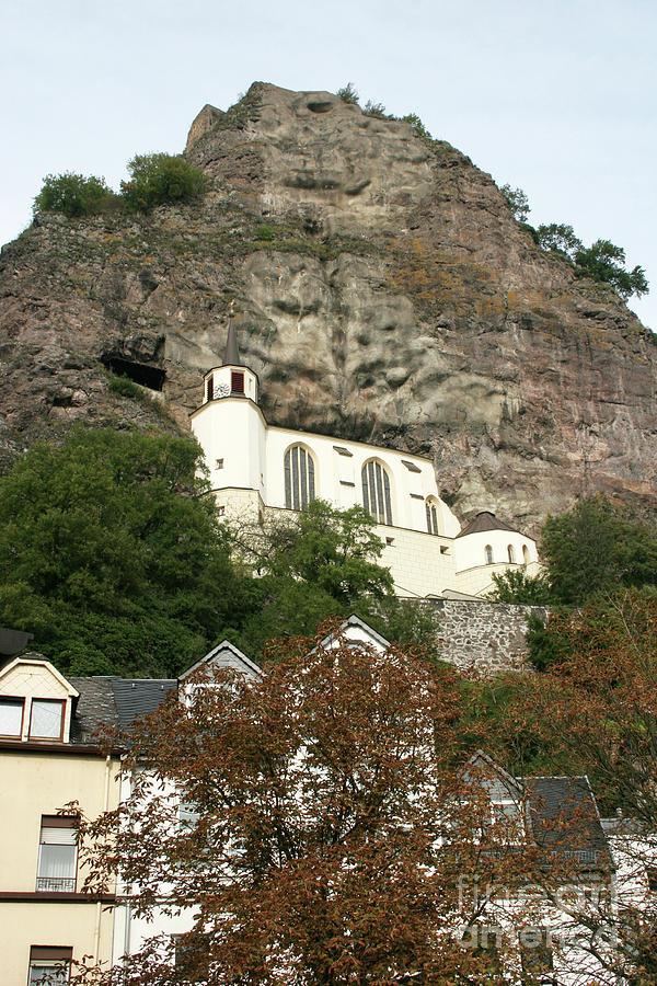 Idar-Oberstein Felsenkirche by PJ Boylan