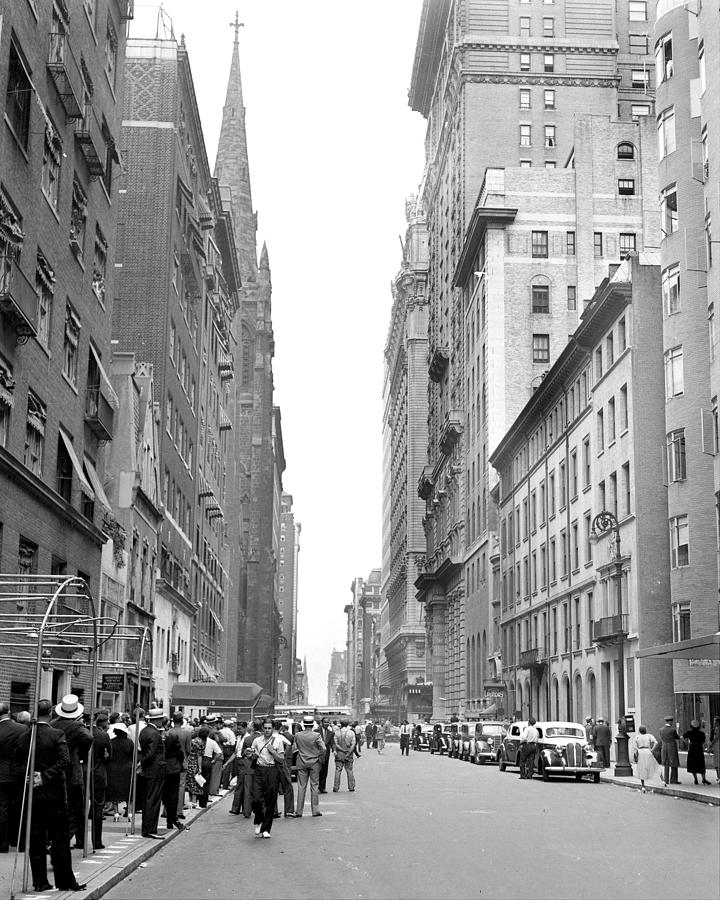 Ignoring All Please, Fighting Off Photograph by New York Daily News Archive