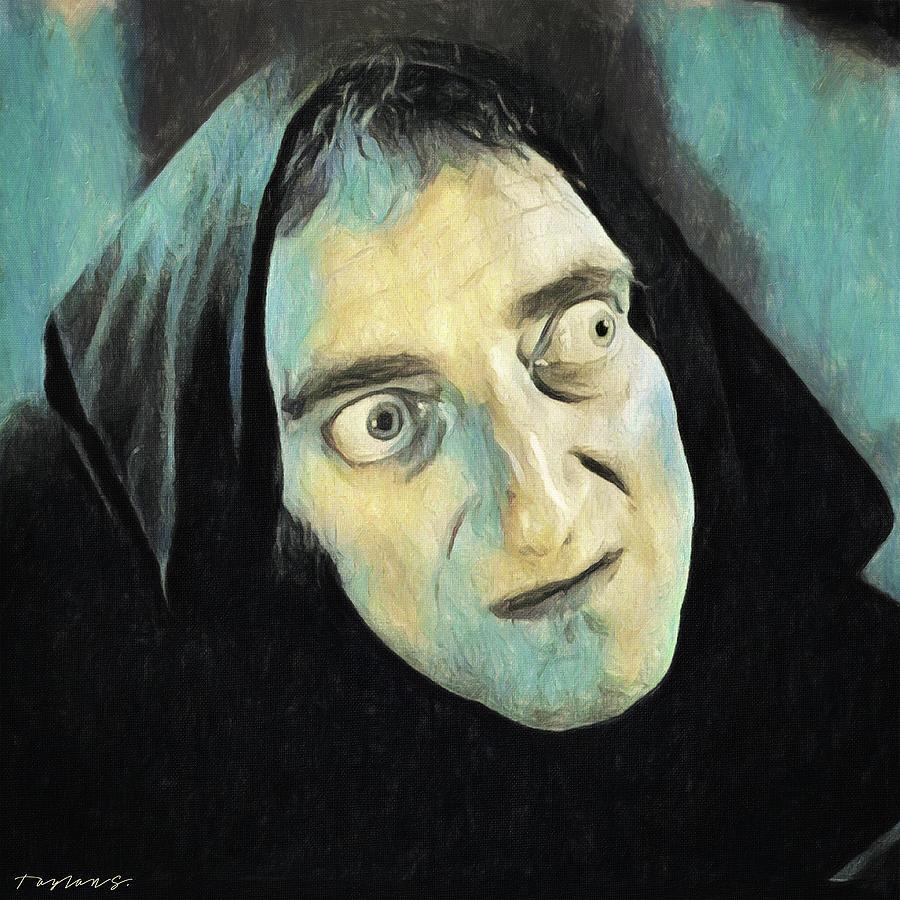 Igor Painting - Igor by Zapista OU