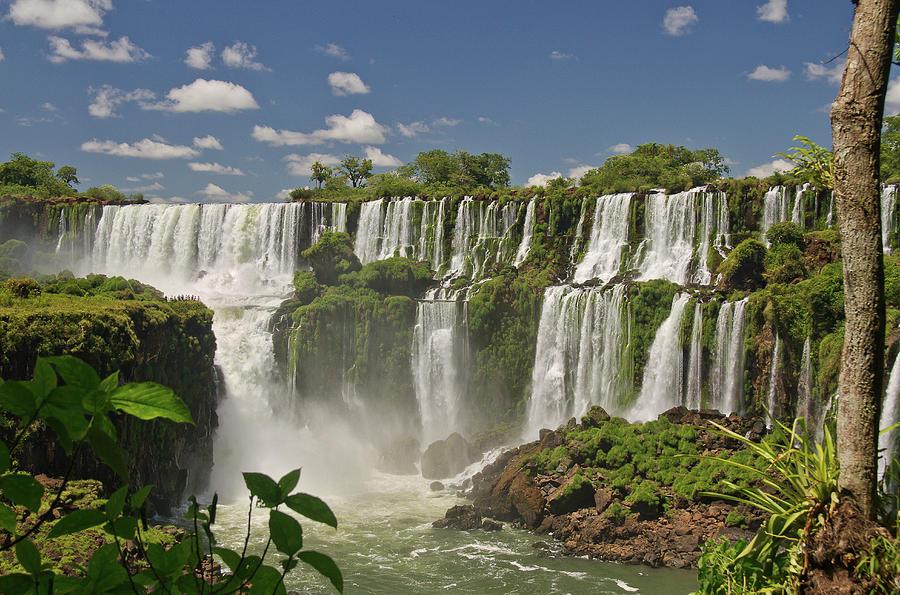 Iguassu Falls Photograph by Thomas Retterath