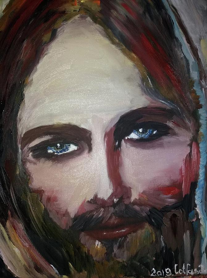 Iisus by Cotfas Doina