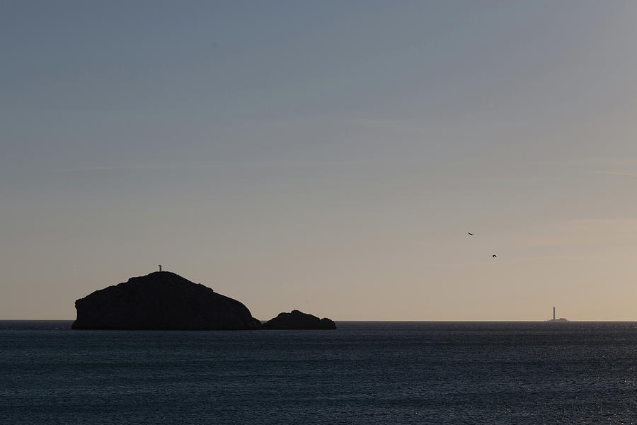 Mer Photograph - Ile De La Tortue by Sebastien DELACROSE
