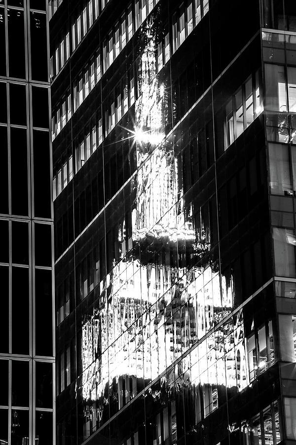 Illuminated Spire by Az Jackson