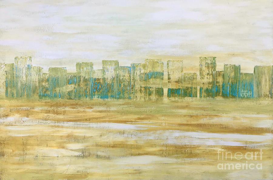 Illusion Painting - The Illusion by Wonju Hulse